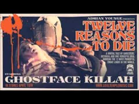 "Ghostface Killah & Adrian Younge ""Twelve Reasons To Die"" (Full Album) 2013"