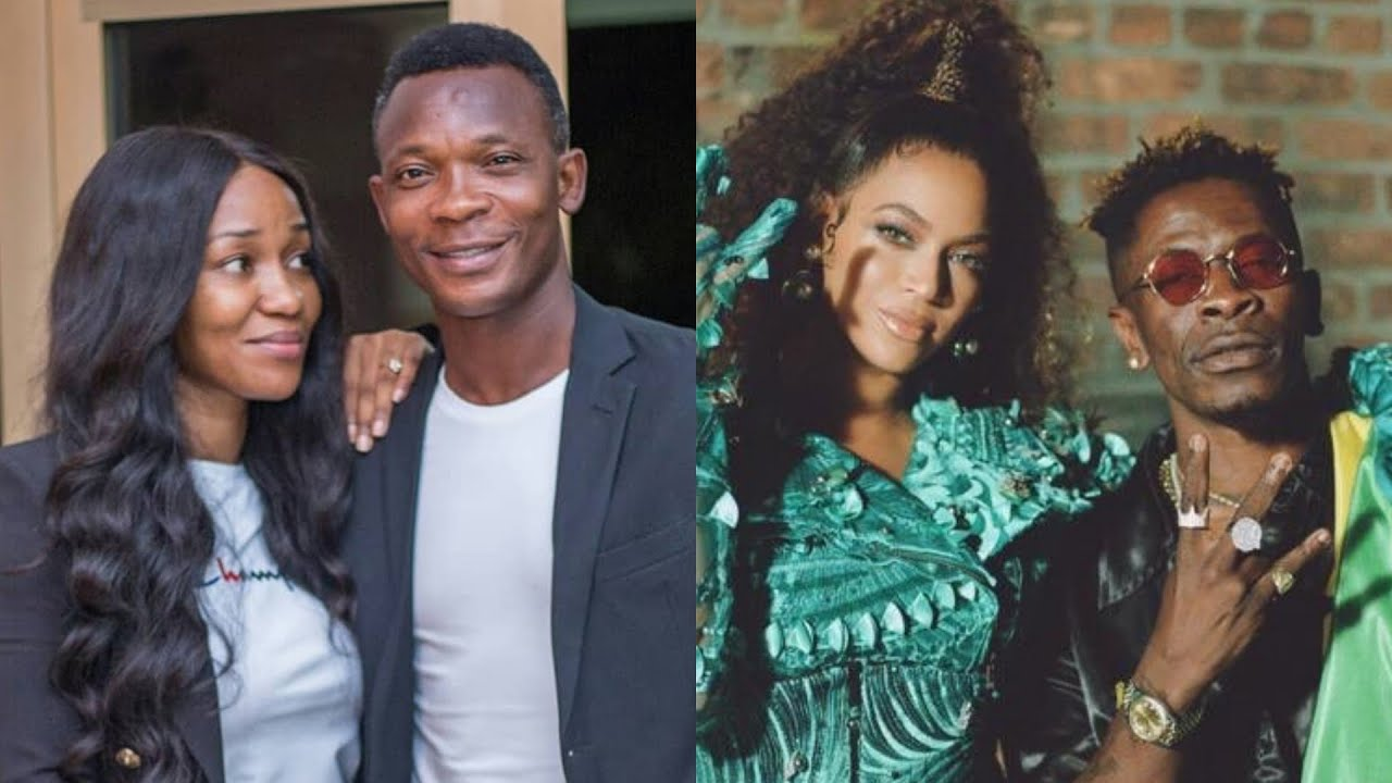 🔥Shatta Wale sets New Record on Billboard after Beyonce  + Stonebwoy at John Paintsil's Wife Party