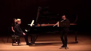 Paul Taffanel - Grande Fantaisie sur Mignon pour flûte et piano