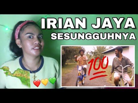 IRIAN JAYA 95(BBC)-Cinta Tapi Abunawas REACTION!!