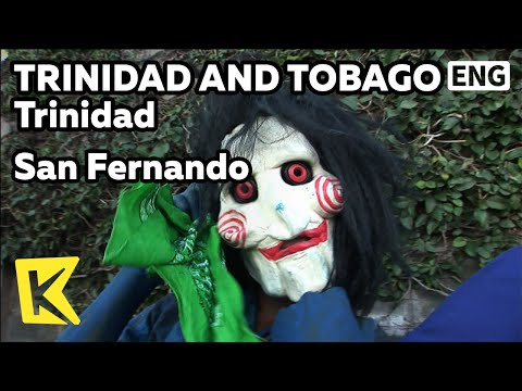 【K】Trinidad&Tobago Travel-Trinidad[트리니다드 토바고 여행-트리니다드]산페르난도 마을/San Fernando/Fiesta/Costume/Festival