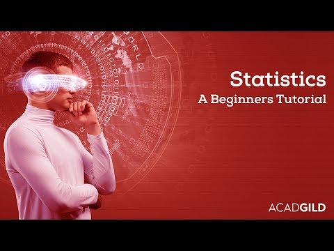 Statistics for Beginners 2018 | Introduction to Statistics | Statistics Tutorial for Data Analytics