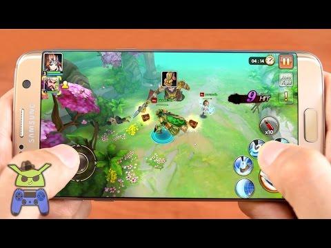Extraordinarios Nuevos Juegos para Móviles Android
