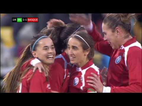 Ireland Women v Basque Country - Nov 2016