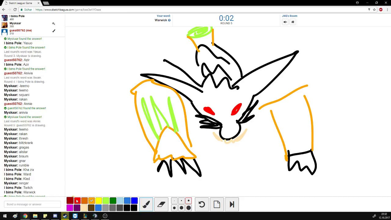 Wir Zeichnen Ganz Toll Sketch League Youtube Draw and guess words with your friends and people all around the world! youtube