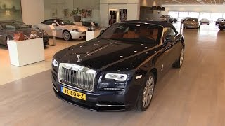 2017 Rolls Royce Dawn In Depth Review Interior Exterior