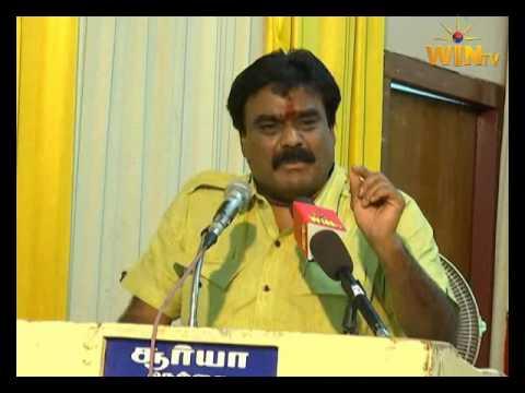 dr t devanathan yadav speech nellai1