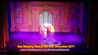 James Hedley Solo in Beauty and the Beast
