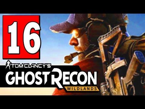 Ghost Recon: Wildlands Walkthrough Part 16 MISSION EL CEREBRO - SUBMARINE FLEET - BOAT RIDE