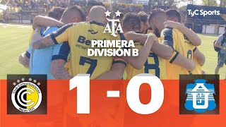 Comunicaciones 1 VS. 0 JJ Urquiza | Fecha 1 | Primera División B 2019/2020