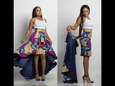Africa Print Dresses 2018: WOW CHECK THIS VIDEO OUT FOR AWESOME AND MAGNIFICIENT DRESSES FOR DIVA'S.