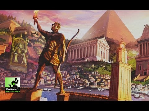 7 wonders cities gameplay videos of battlefield