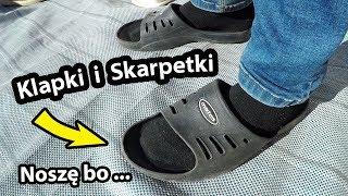 Klapki i Skarpetki - Dlaczego tak Chodzę na CAMPINGU ??? (Vlog #231)