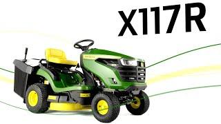 Minitractor X117R | John Deere ES
