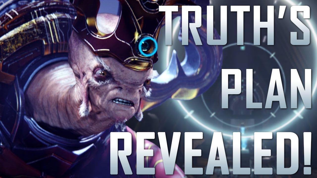 The Prophet of Truth's Plan Finally Revealed! – Halo Lore
