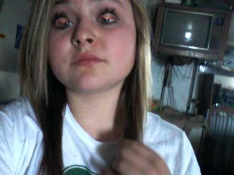 Ellen Look What I Can Do Flip My Eyelids Youtube