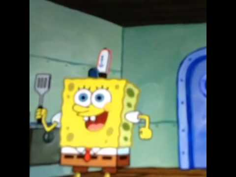SpongeBob SquarePants musical doodle