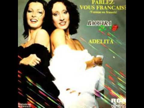 Baccara - Parlez-Vous Français ? - (in french).