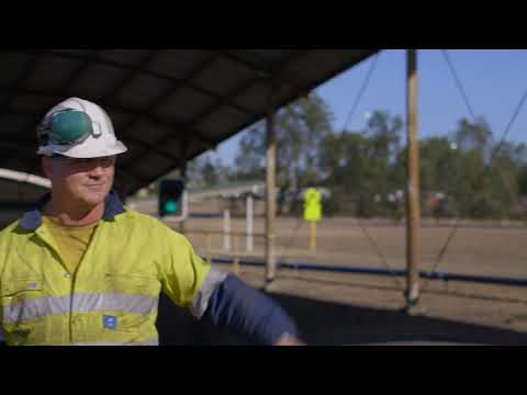 Meet Darren Nicholls, Director Underground Coal Operations, Glencore