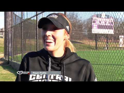 Softball: Kayla Gomness Player Profile