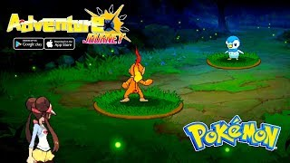 Adventure Journey (English) - Pokémon MMORPG Gameplay (Android/IOS)