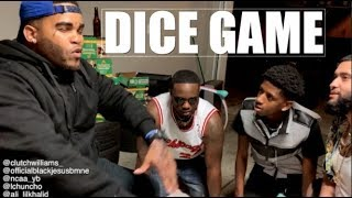 Celeb Dice Game Parody Nba Youngboy, Kodak Black, Kevin Gates, QC P and Dj Khaled