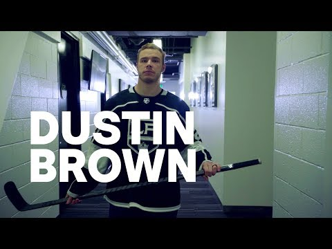 Dustin Brown, Los Angeles Kings | Beyond the Ice