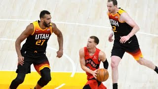 Toronto Raptors vs Utah Jazz F…
