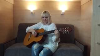 Урок 1. Обучение игре на гитаре с нуля.