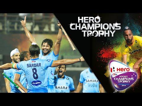 Netherlands vs India - Men's Hockey Champions Trophy 2014 India Group B [9/12/2014]