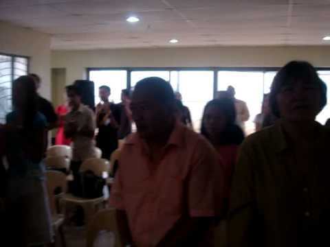 Sumigaw sa Galak led by sis. Angelica Guillermo