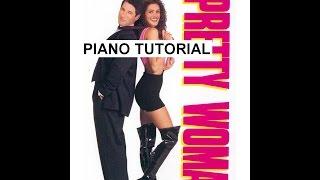 Oh Pretty woman - piano tutorial - Patrixpiano