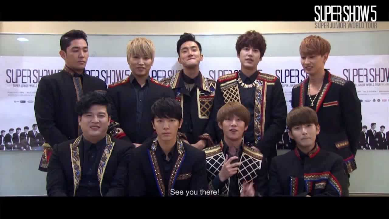 Xuan super show 5 super junior greeting to malaysia fans xuan super show 5 super junior greeting to malaysia fans youtube m4hsunfo