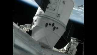 SpaceX Dragon Berthing (Live Feed)