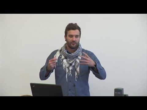 Bartosh Zdroyevski - Social Media Revolution