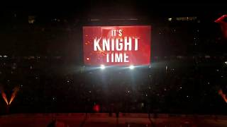 The Sword In The Stone VGK pre game show is back and better than ever!