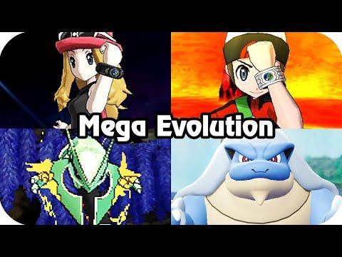 New Pokemon Games! Pokemon Mega Evolution - Android IOS Gameplay