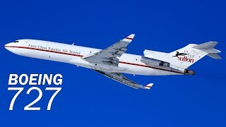 Boeing 727 - the sky for everyone