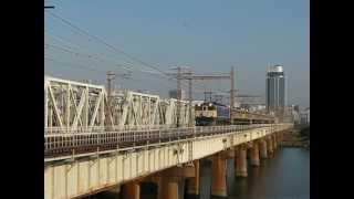 平成24年10月21日 新大阪-大阪間 ここでは大人数集まりました。 トラブル等は見受けられませんでした。