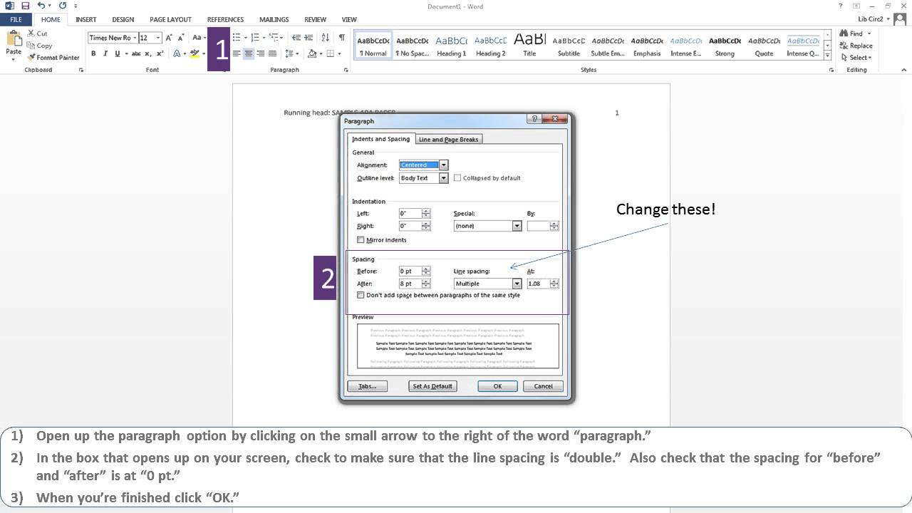 apa template for microsoft word