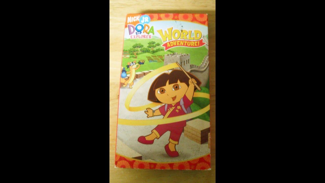 Dora The Explorer Cowgirl Dora on DVD Movie