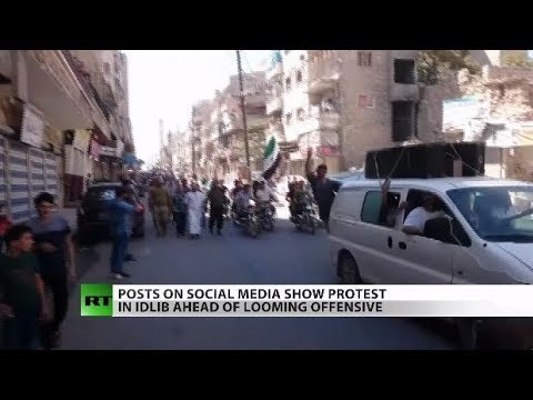 Syria: Tensions Increase in Idlib