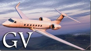 Gulfstream V - very expensive friend