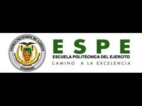 ESPE INCORPORACION PREGRADO 2015