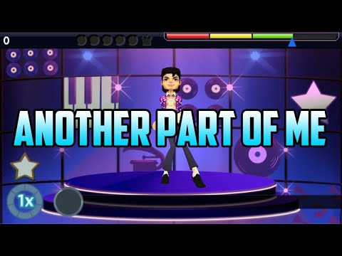 Michael Jackson The Experience PSP - Another part of me