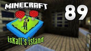 Iskall's Island - 89 - Get Rekt Farm 2.0! [Vanilla Minecraft SP]