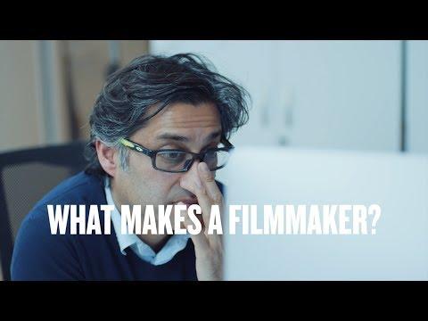 What Makes A Filmmaker? Asif Kapadia