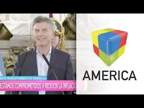 Macri llevó el mínimo no imponible a $30 mil y amplió las asignaciones familiares