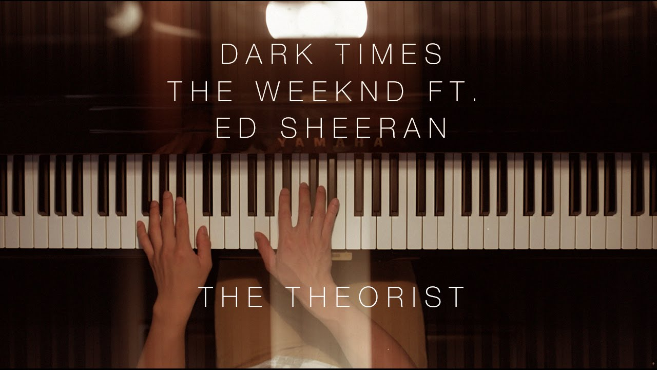 the-weeknd-dark-times-ft-ed-sheeran-the-theorist-piano-cover-the-theorist