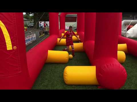 FAW Trust Video: Newtown Community Football Day